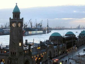 Pelabuhan-Hamburg