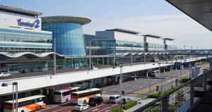 terminal 2 Bandara Haneda. Sumber: mhs.co.jp